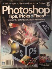 Photoshop Magazine Tips, Tricks & Fixes w/Free Disc March 2014