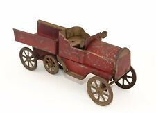 Scheible - Clark - Dayton or other early pressed steel truck, friction drive
