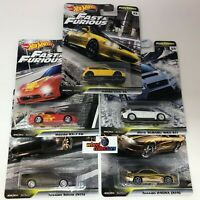 5 Car Set * 2020 Hot Wheels Fast & Furious Fast Tuners Case F w/ Civic EG