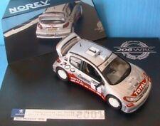 PEUGEOT 206 WRC #1 CHAMPIONNAT DU MONDE DES RALLYES 2001 1/43 RAUTIAINEN