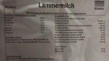 Blattina ® Lämmermilch 10 kg Milchaustauscher 3,19€/Kg Lamm Aufzucht Milchpulver