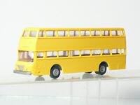 s.e.s Büssing Präfekt 25  Doppeldecker Bus  unbeschriftet   H0 /1:87