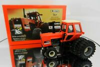 2018 NFTM ED 1:64 ERTL *ALLIS-CHALMERS* Model 7080 Tractor w/DUALS CAB 3PT *NIB*