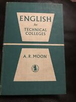 English For Technical Colleges - AR Moon 1959