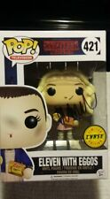Funko POP! Eleven Chase signed by Millie Bobby Brown (read details)