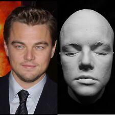 "Leonardo DiCaprio Life Mask Cast""Titanic""The Revenant""The Wolf of Wall Street ""!"