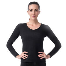 Weight Loss Long Sleeve Neoprene Sauna Hot Top Exercise Workout Fitness S