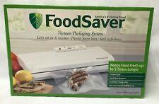 Foodsaver V2040 Vacuum Packaging System Starter Kit Unused Contents