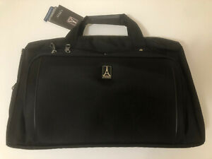 Travelpro Crew Versapack Weekender Carry-on Duffel Bag w/ Suiter NEW With Marks
