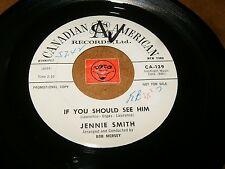 JENNIE SMITH - IF YOU SHOULD SEE HIM - AS I LOVE   - LISTEN / TEEN GIRL POPCORN