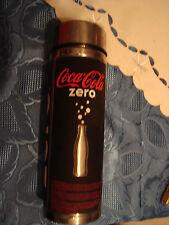 Coca Cola Zero Borraccia di colore nera