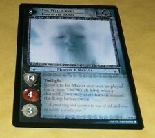 LOTR TCG MOM RARE CARD - 2R85 THE WITCH-KING - LORD OF THE NAZGUL