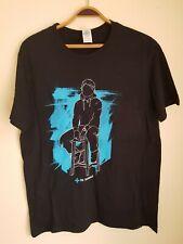 Ed Sheeran Black Tour tshirt Large