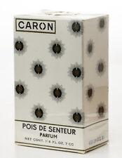 Caron Pois de Senteur Extrait 1/4OZ Vintage Perfume Parfum Original Sealed New