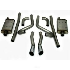 Exhaust System Kit JBA Racing Headers 40-2653 fits 65-66 Ford Mustang