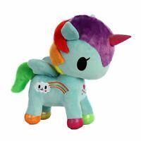 """Tokidoki Pixie Rainbow Unicorno Plush Soft Toy Unicorn - 19"""" Aurora"""