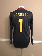 Spain España Casillas Player Issue Formotion LG Porto Real Madrid Shirt Jersey