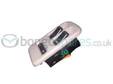 Mazda Bongo Drivers Side Electric Window Master Switch - LIGHT GREY
