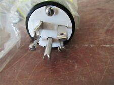 20 Amp 125 Volt Male Electric Plug D-30