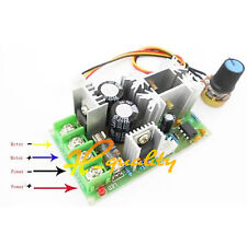 20A Universal DC10-60V PWM HHO RC Motor Speed Regulator Controller Switch