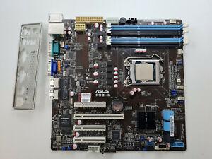 Asus P9D-M Rev. 1.03 Server Sockel 1150 Motherboard + CPU Intel i3 4150 3.5Ghz