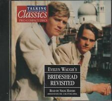 Brideshead Revisited by Evelyn Waugh ~ 2-CD Audiobook Read By Nigel Havers