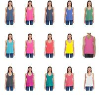Comfort Colors Ladies Garment-Dyed Racer Tank Top. 4260L