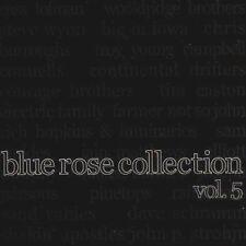 Blue Rose Collection vol 5 Sand Rubies Elliott Murphy Todd Thibaud Rich Hopkins