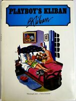 Playboy's New Kliban by B. Kliban 1979 Hardcover For Adult's Only