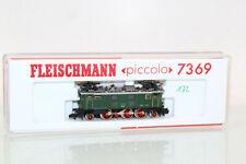 Fleischmann N 7369 E-Lok BR 132 101-7 der DB in OVP LA1581
