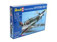 REVELL® 1:72 SCALE SPITFIRE MK.V MODEL AIRCRAFT KIT WW2 WWII PLANE RAF 04164