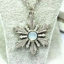 ONce Upon a Time / Frozen Anna's snowflake Necklace