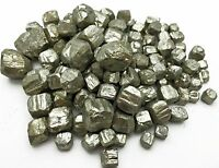 1 lb Iron Pyrite Cubes - Fool's Gold - Bulk Lot - 1 Pound