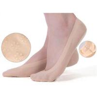 Low Cut Liner Socks Women No Show Non Slip Hidden Invisible For Flats- 2 pk -cu