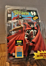 Spawn figure w/ special edition comic book Todd Toys 1994 Nib