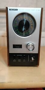 Sony ST-80 F       FM Stereo / FM-AM Tuner (1971-75)