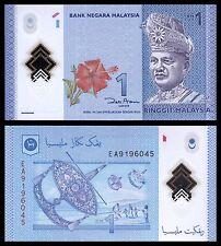 Malasia - Malaysa 1 Ringgit 2011 Pick 51(1)  SC = UNC