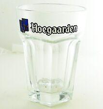 Hoegaarden Heavyweight Pint Beer Glass 1/2 Liter 50cl Belgium Hexagon