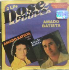 Amado Batista-Dose Dupla-Remasterizados em Digital [Import]LIKE NEW CD