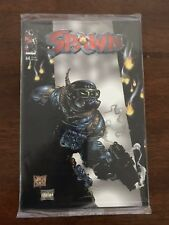 Spawn 1992 Issue #64 Comic Still Sealed in Original Poly Bag 1997 Image Comics