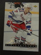 1992-93 Upper Deck Gordie Howe Selects G13 Alexei Kovalev Rangers Hockey Card