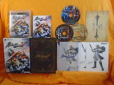 ps3 SOUL CALIBUR V 5 Collector's Edition Namco Collectors PAL UK REGION FREE
