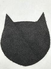 CAT Tappetino FANGO inverno CIBO ALIMENTAZIONE PLACEMAT gattino carino casa anti scivolo in gomma