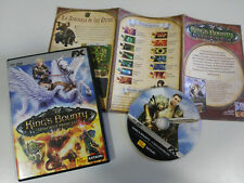 KING´S BOUNTY CROSSWORLDS - JUEGO PARA PC CD-ROM ESPAÑOL FX INTERACTIVE