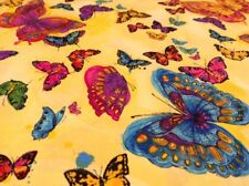 Fabric Butterflies Monterey 3991, sold by the yard