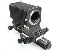 Canon auto Bellows Automatik balgengerät para Canon FD Top