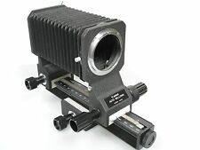 Canon AUTO BELLOWS Automatik Balgengerät für Canon FD TOP