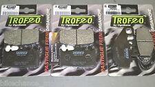 kit pastiglie anteriori + posteriori kawasaki ZX9R 900 ZX-9R 1994 1995 ninja