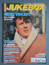 ►JUKEBOX 190 - GENE VINCENT - ELVIS PRESLEY - BOWIE - DEAD BOYS - SHEILA