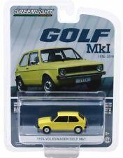 1974 VW Golf MK1  Volkswagen **** Greenlight Anniversary 1:64 NEU